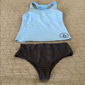 Volcom Bathing Suit - SZ L